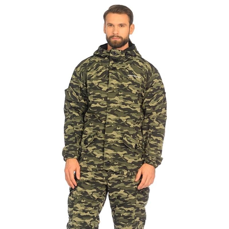 Демисезонный костюм Huntsman Горка-3 цвет КМФ (264) ткань Смесовая Рип-Стоп (фото 2)