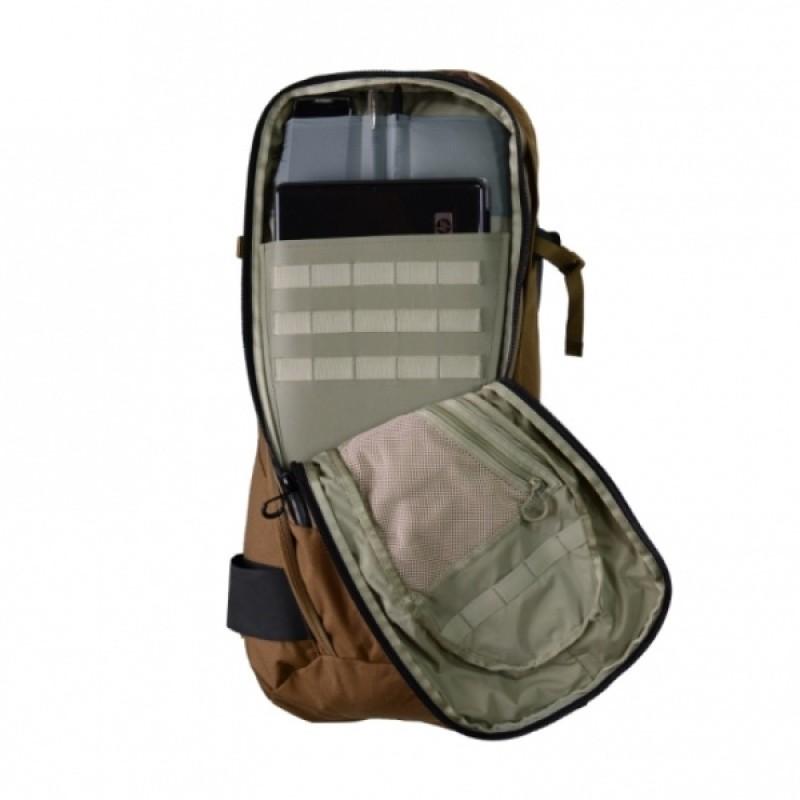 Тактический рюкзак Eberlestock SECRET WEAPON MILITARY GREEN/GREY (фото 2)