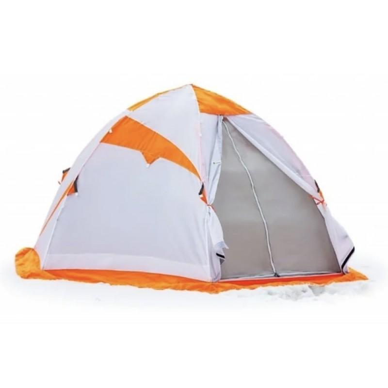 Зимняя палатка ЛОТОС 4 (оранжевый)
