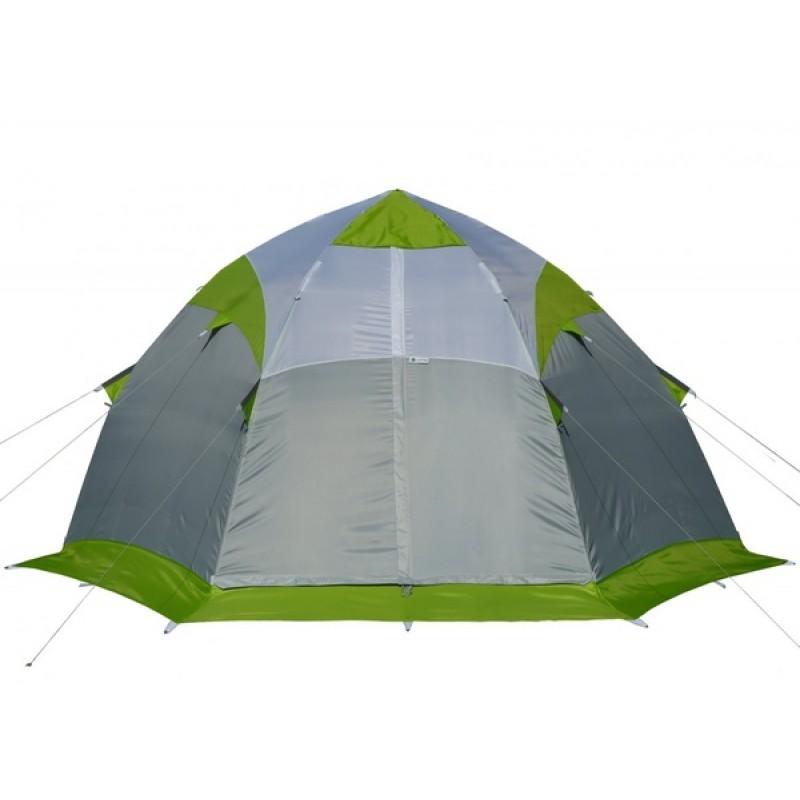 Зимняя палатка ЛОТОС 4 (оранжевый) (фото 3)