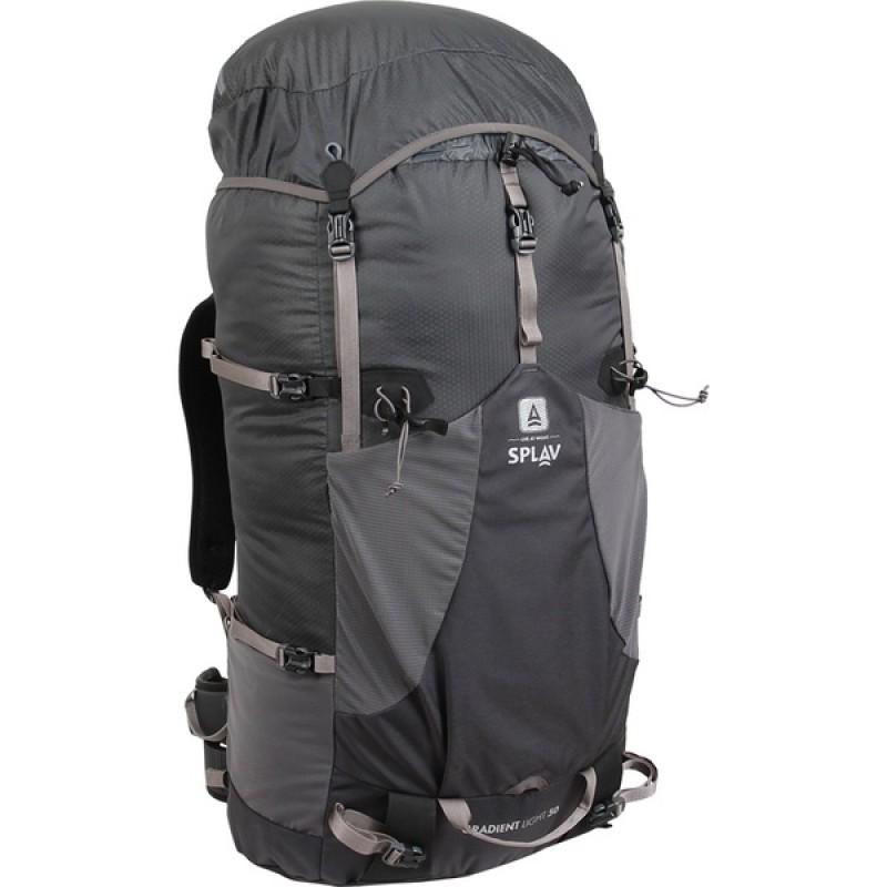 Рюкзак Сплав Gradient Light 50 серый Размер S