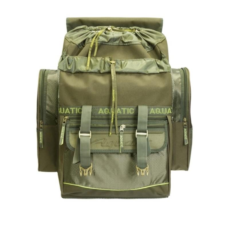 Рюкзак Aquatic Р-60 (60л, рыболовный) (фото 3)