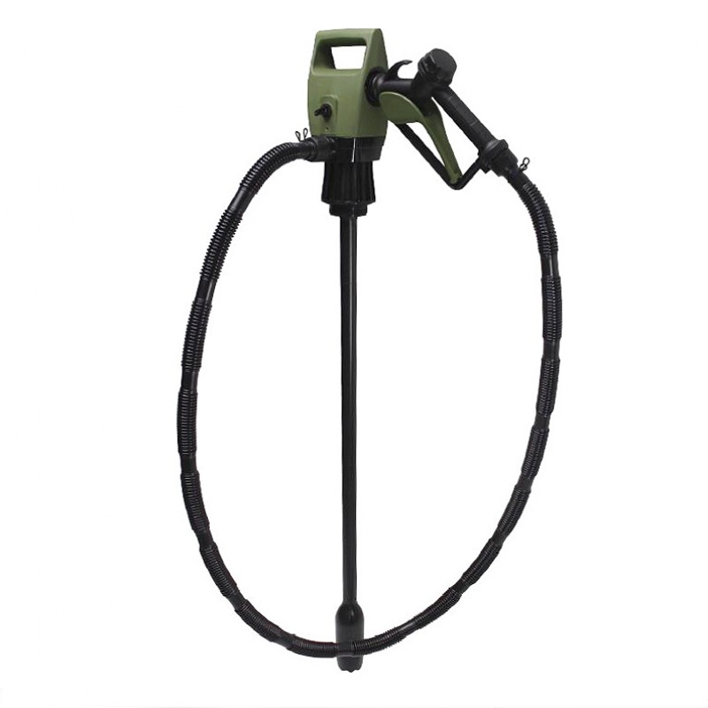 Универсальная электрическая помпа для топлива Smart Power SP-3000EP для бочек (12В) (+ Антисептик-спрей для рук в подарок!)