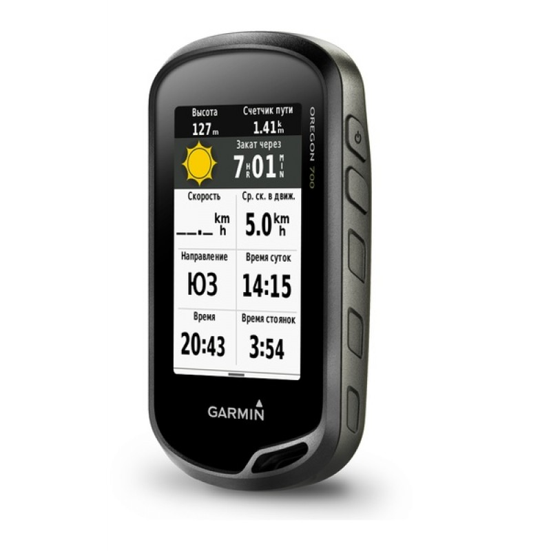 Туристический навигатор Garmin Oregon 700 (фото 2)