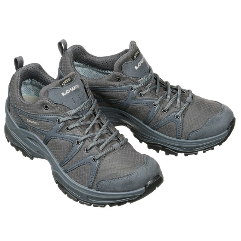 Тактические облегченные ботинки LOWA INNOX GTX LO TF Wolf
