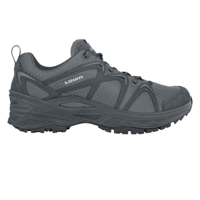 Тактические облегченные ботинки LOWA INNOX GTX LO TF Wolf (фото 2)