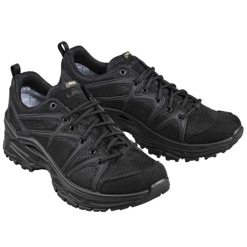 Тактические облегченные ботинки LOWA INNOX GTX LO TF Wolf (фото 3)