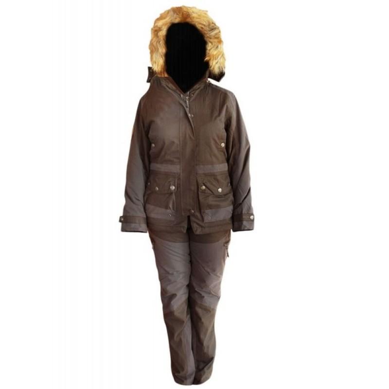 Женский зимний костюм Remington Lady Shadow Brown (RL1022-903)