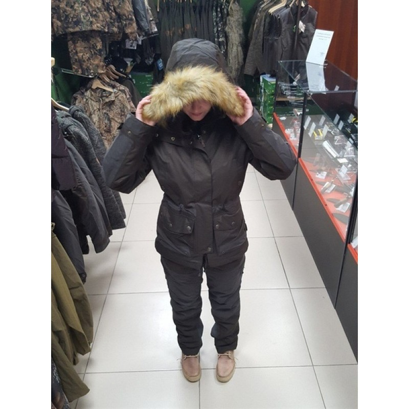 Женский зимний костюм Remington Lady Shadow Brown (RL1022-903) (фото 3)