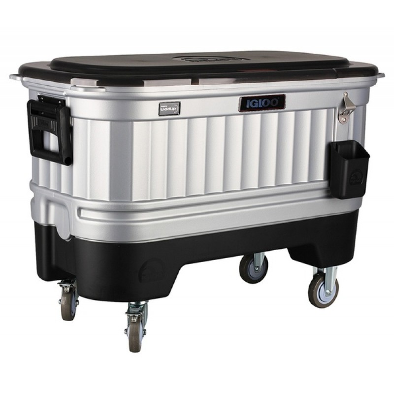 Изотермический контейнер Igloo Party Bar 118 л