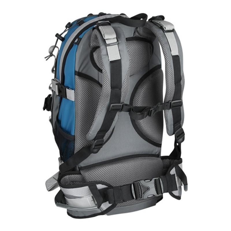 Туристический рюкзак СПЛАВ ZION (синий) (фото 3)