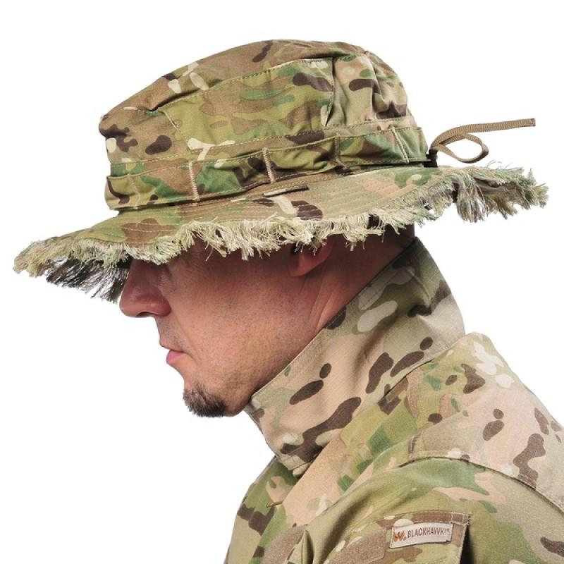Панама снайперская Tactical Performance цвет Multicam (фото 3)