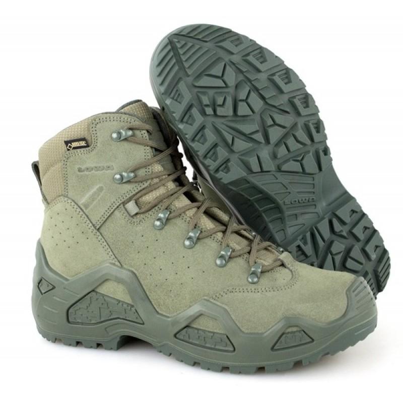 Женские тактические ботинки Lowa Z-6S WS GTX SAGE