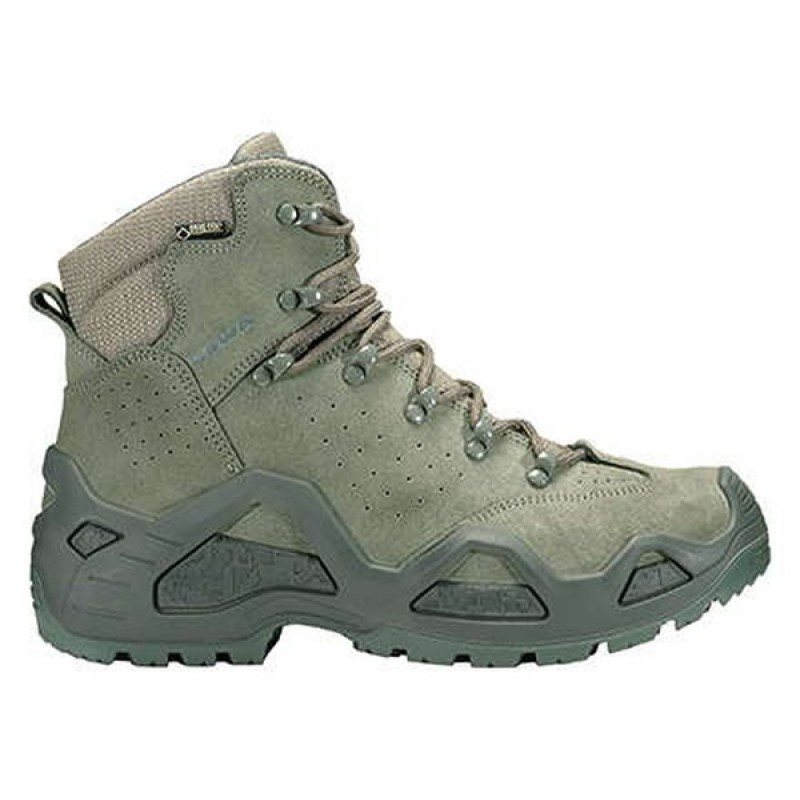 Женские тактические ботинки Lowa Z-6S WS GTX SAGE (фото 2)