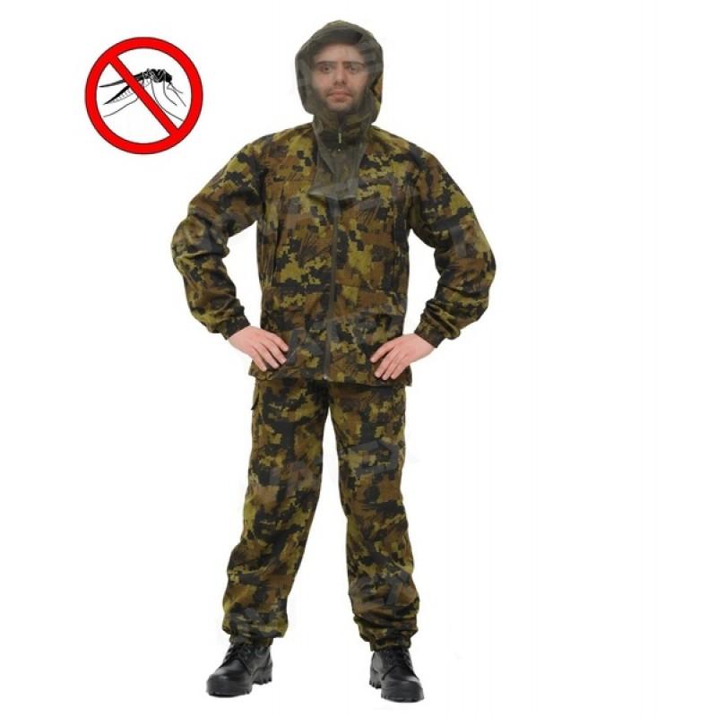 Костюм «Лесовик» (сорочка, МОХ) КВЕСТ