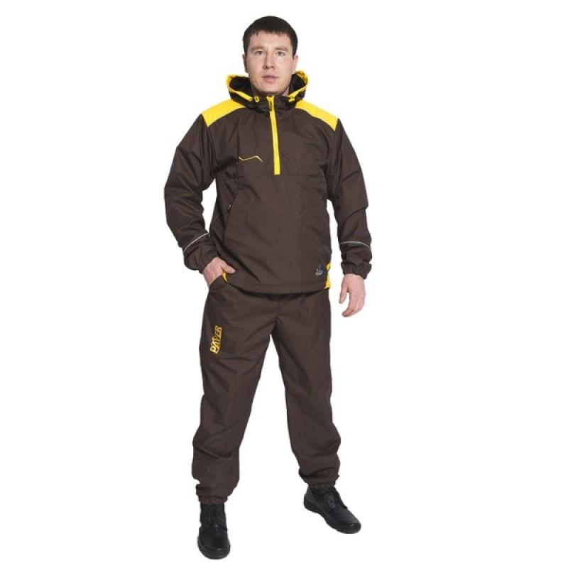 Костюм Шторм (нейлон, коричнево-желтый) PAYER (фото 2)