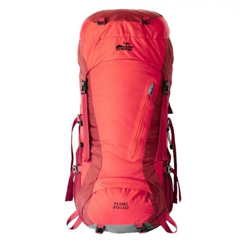 Рюкзак Tramp Floki 50+10 (красный)