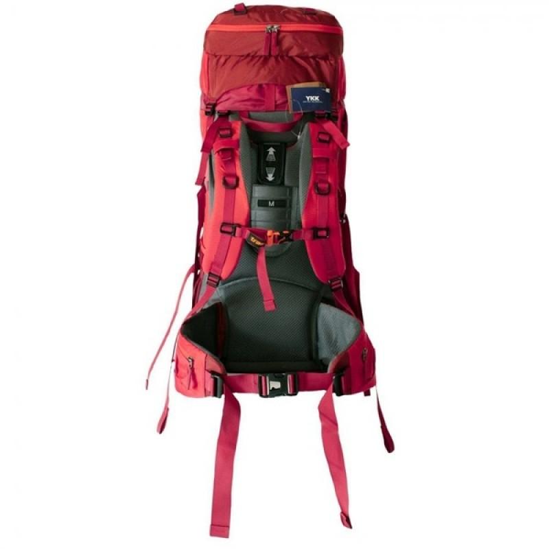 Рюкзак Tramp Floki 50+10 (красный) (фото 2)