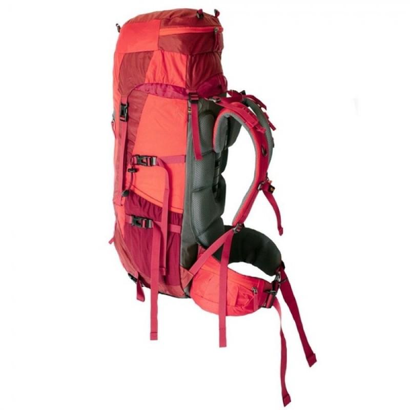 Рюкзак Tramp Floki 50+10 (красный) (фото 3)