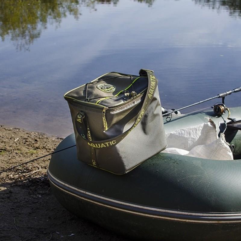 Термо-сумка Aquatic С-21 без карманов (28х28х28 см) (фото 3)