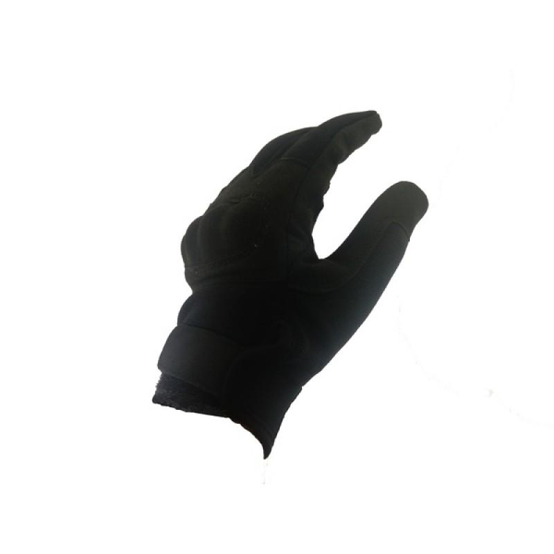 Тактические перчатки EDGE Tactical Field (Черные)