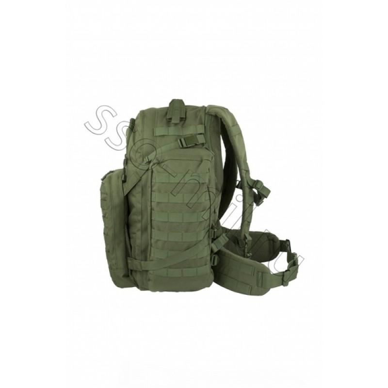 Тактический рюкзак трёхдневный SSO Вихрь  Олива (фото 3)