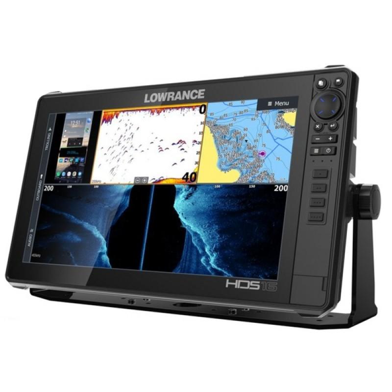 Картплоттер Lowrance HDS LIVE 16 с датчиком Active Imaging 3-in-1 (000-14434-001)