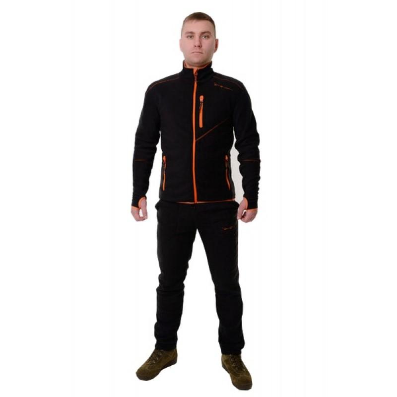 Флисовый костюм TRITON Рич (Флис, черный)