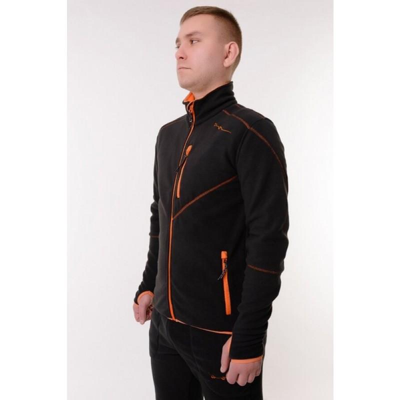 Флисовый костюм TRITON Рич (Флис, черный) (фото 2)