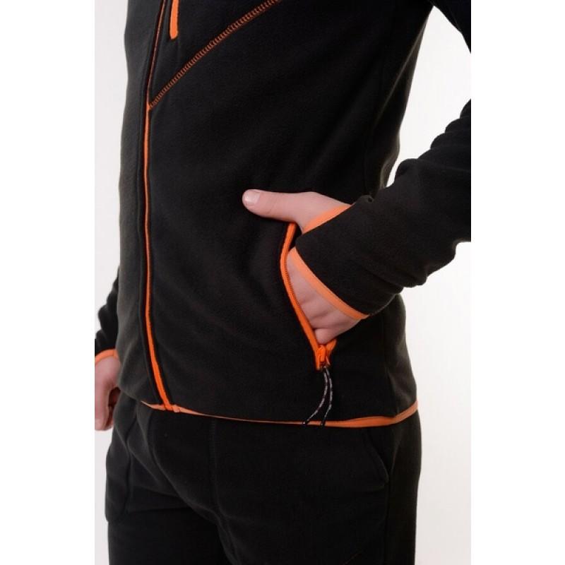 Флисовый костюм TRITON Рич (Флис, черный) (фото 3)