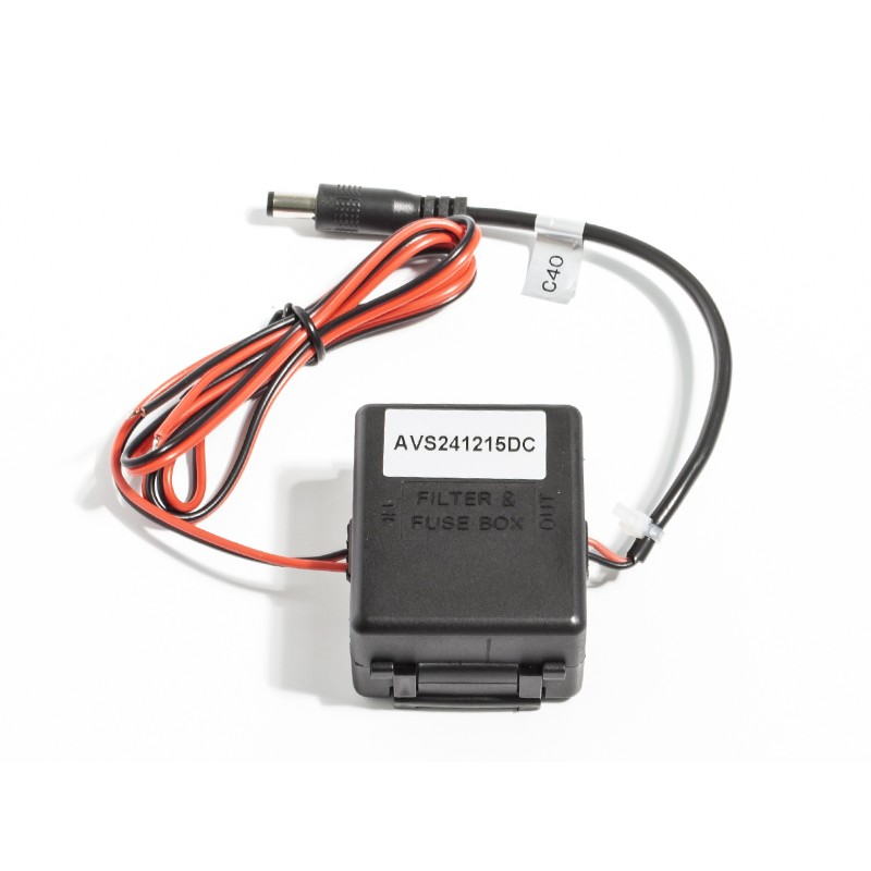 Адаптер питания 24В В 12В AVEL Electronics AVS241215DC