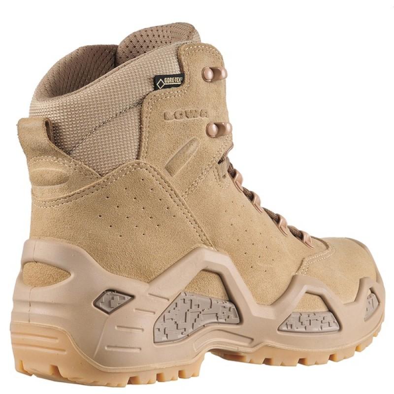 Тактические ботинки Lowa Z-6S GTX Sage (фото 3)