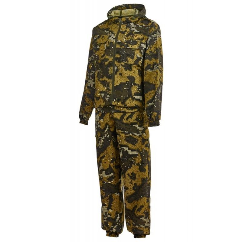 Летний костюм «Легион» (твил, коричневая цифра) TAYGERR