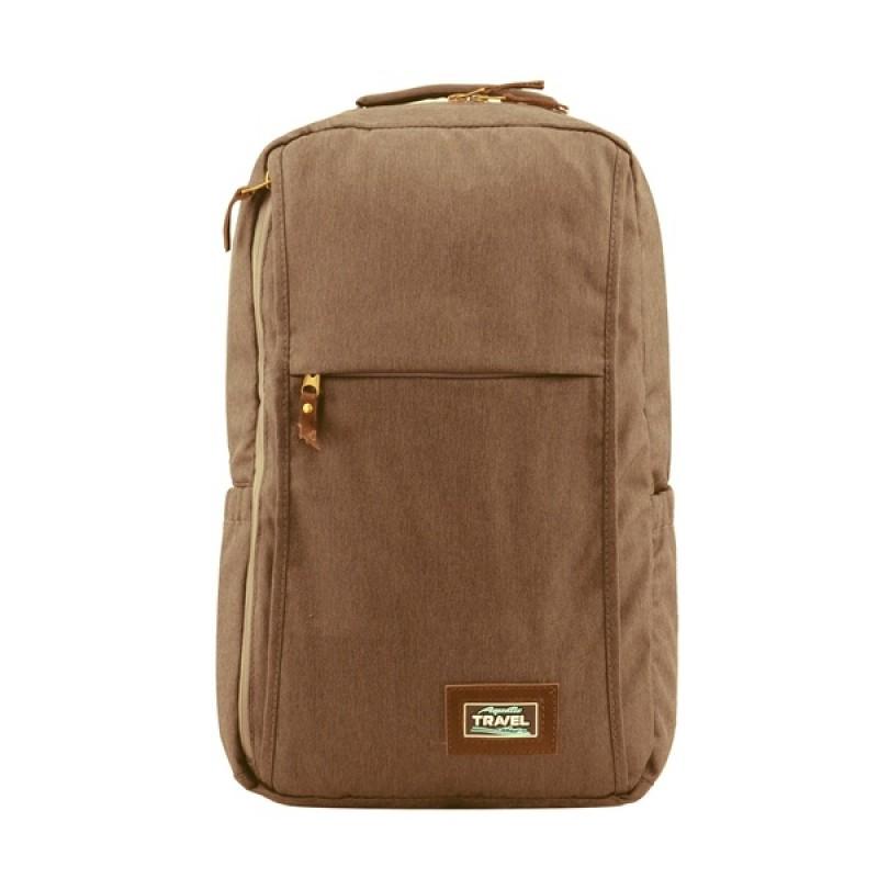 Рюкзак Aquatic Р-27К городской (коричневый)