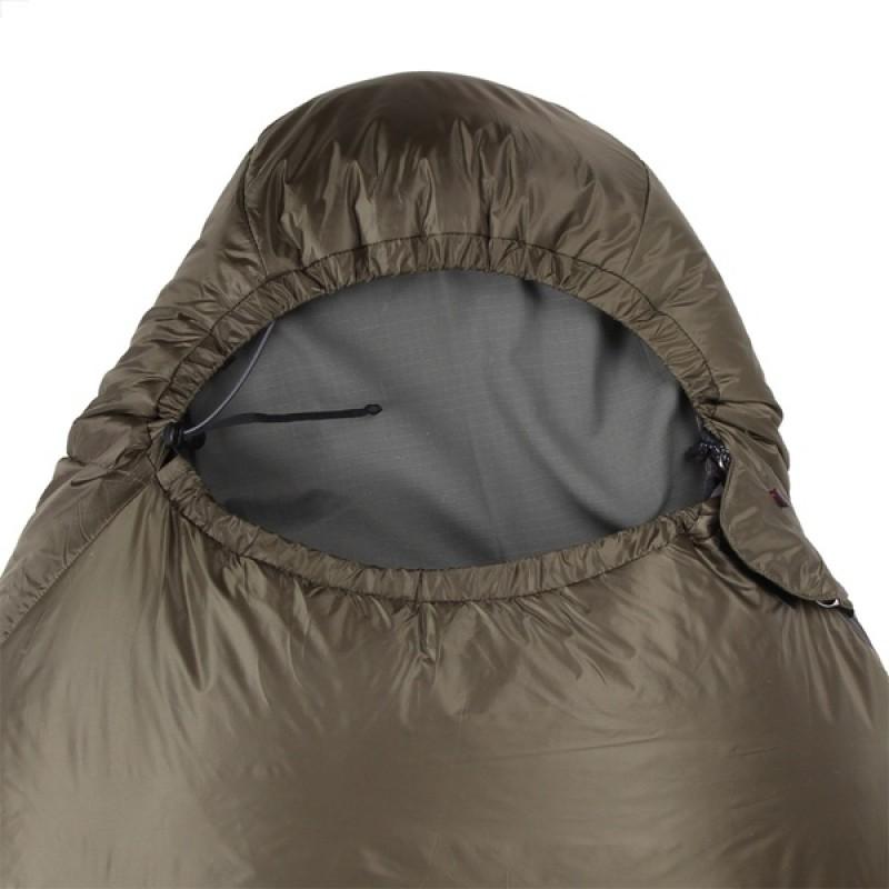 Спальный мешок СПЛАВ Antris 120 Primaloft 240 (олива) (фото 3)