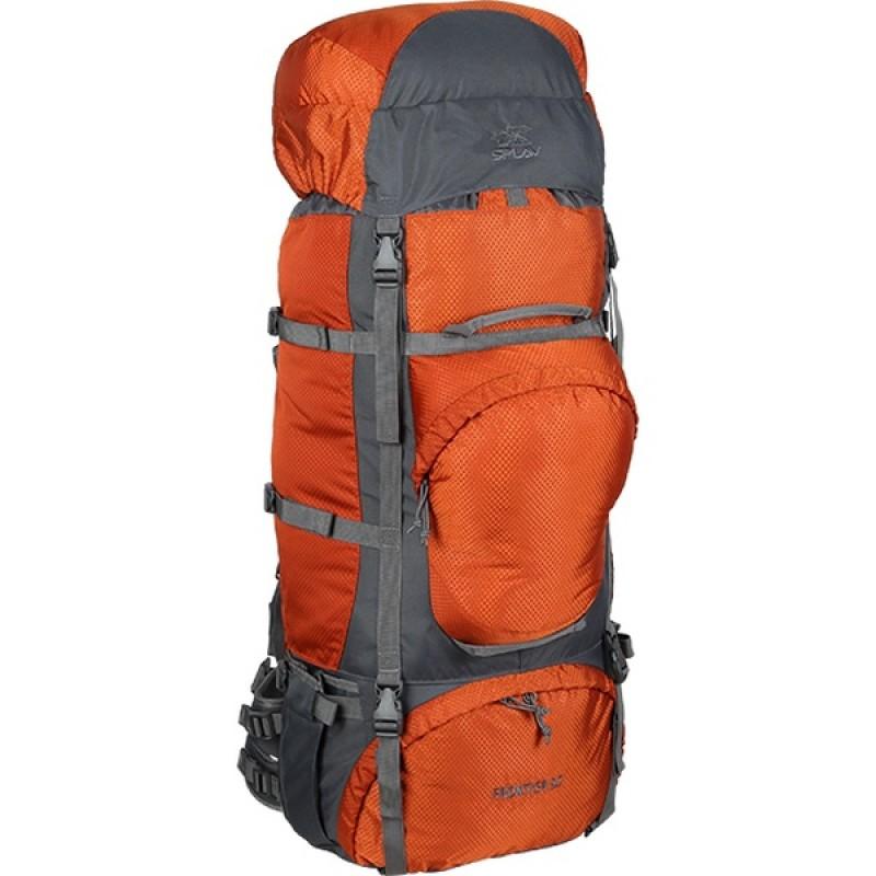 Туристический рюкзак СПЛАВ FRONTIER 85 (оранжевый)