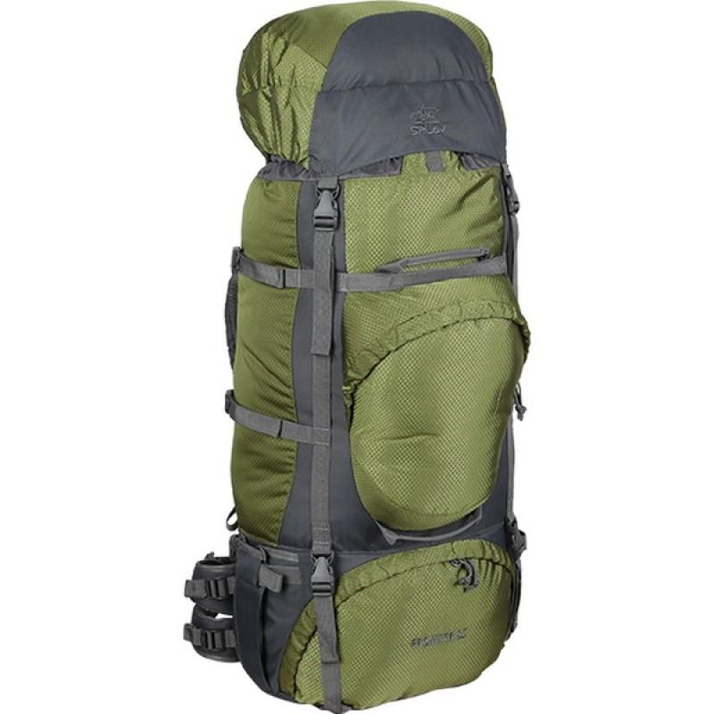 Туристический рюкзак СПЛАВ FRONTIER 85 (оранжевый) (фото 3)