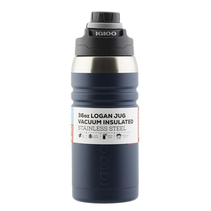 Термос Igloo Logan 36 (1 л) Denim