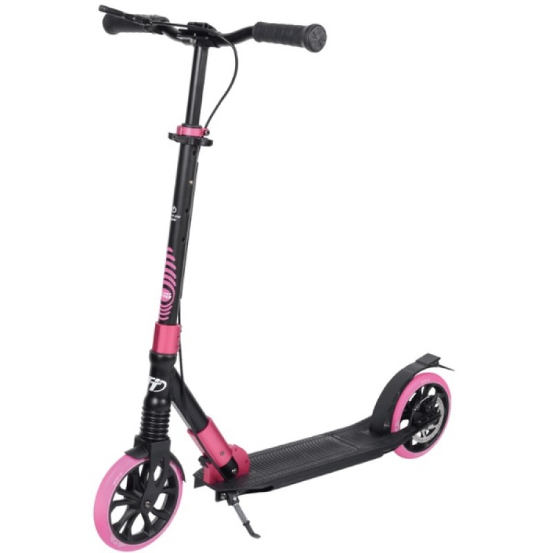 Самокат Tech Team TT Sport 210R розовый