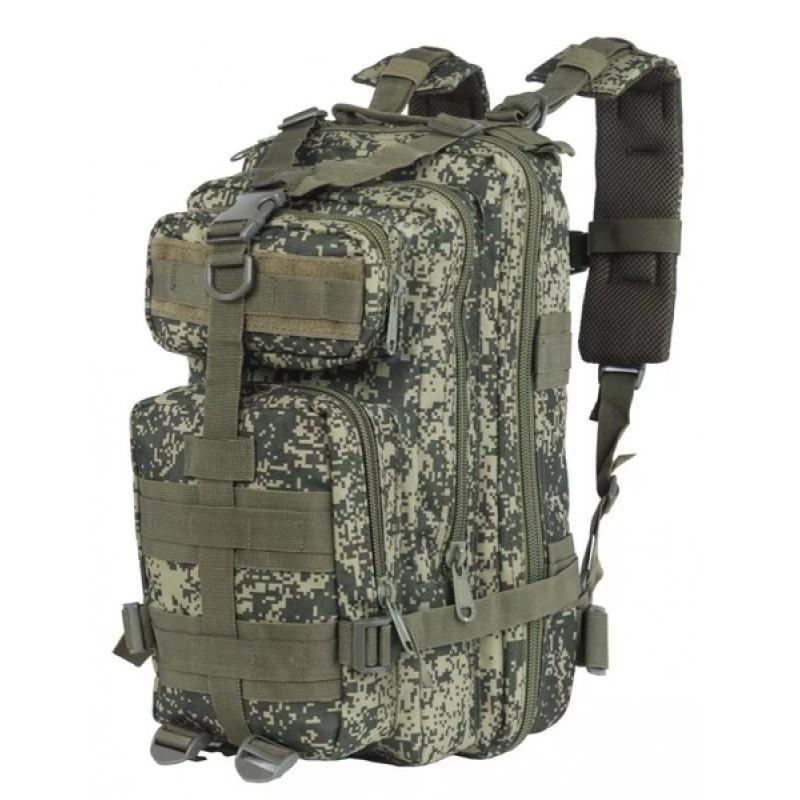 Тактический рюкзак WERDUM Докторский (20 литров, зеленая цифра)