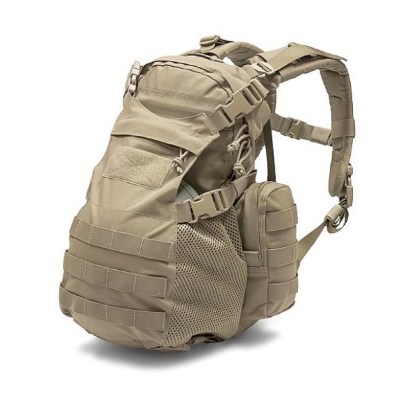 Тактический рюкзак WARRIOR ASSAULT SYSTEMS ELITE OPS HELMET CARGO PACK MC Coyote Tan (фото 2)