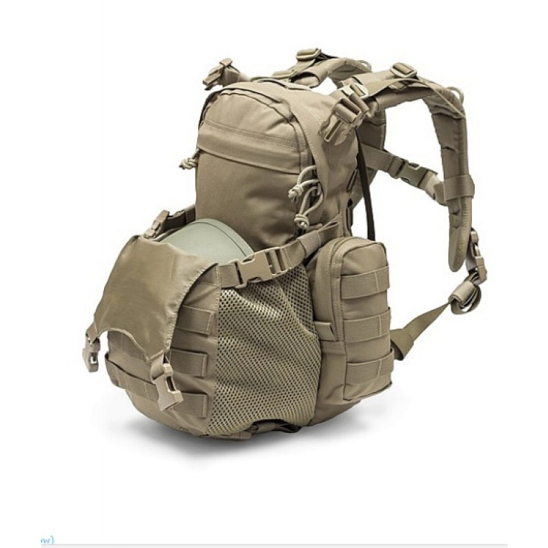 Тактический рюкзак WARRIOR ASSAULT SYSTEMS ELITE OPS HELMET CARGO PACK MC Coyote Tan (фото 3)