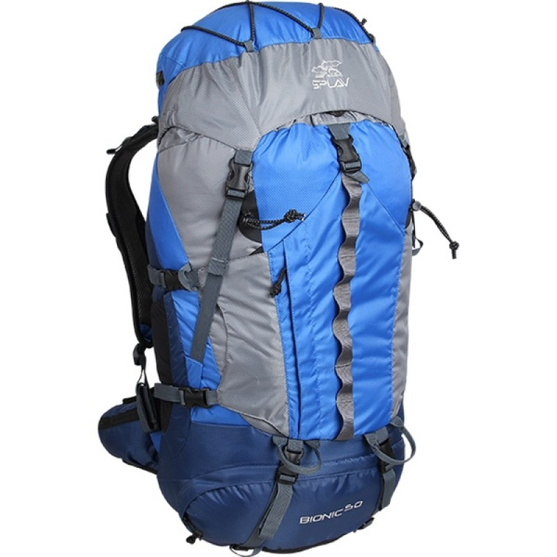 Туристический рюкзак СПЛАВ BIONIC 50 (синий)