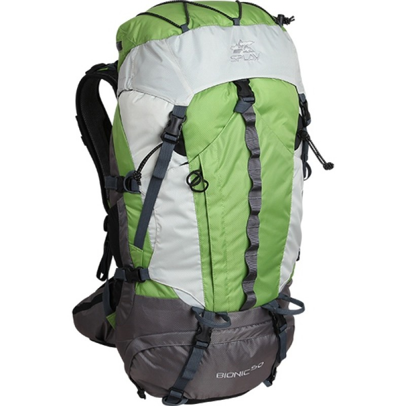 Туристический рюкзак СПЛАВ BIONIC 50 (синий) (фото 2)