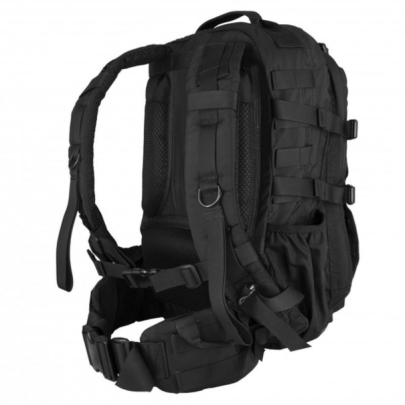 Рюкзак штурмовой SSO Бобер-М Черный (фото 2)