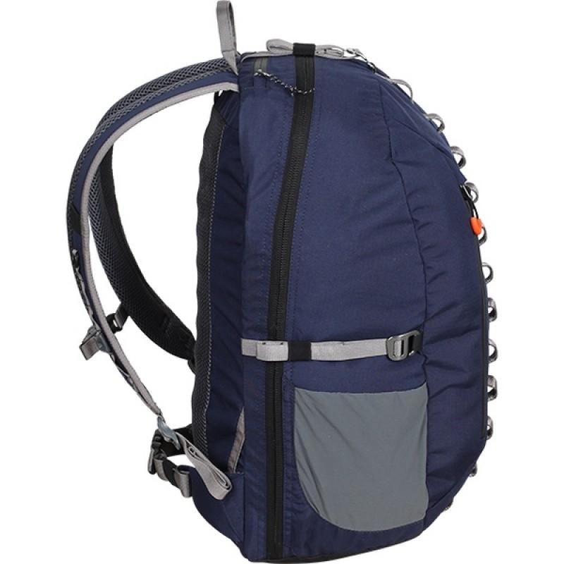 Туристический рюкзак СПЛАВ MULTI-PITCH (синий) (фото 3)