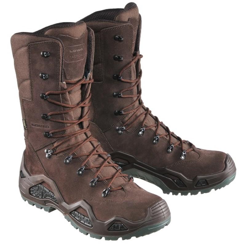 Тактические ботинки Lowa Z-11S GTX Dark Brown (фото 2)