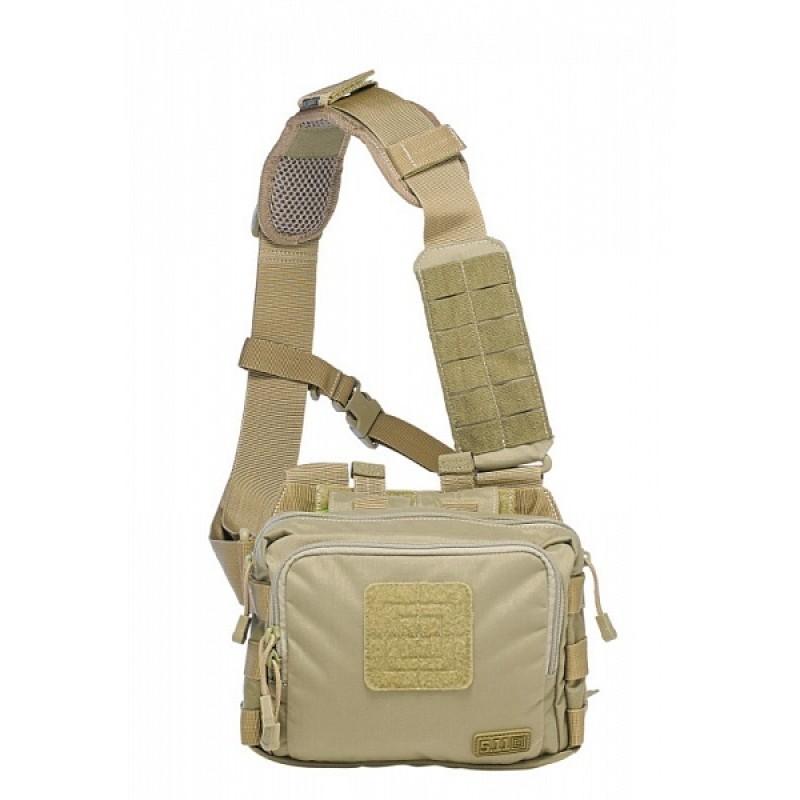 Тактическая сумка 5.11 Tactical 2 BANGER SANDSTONE (328)