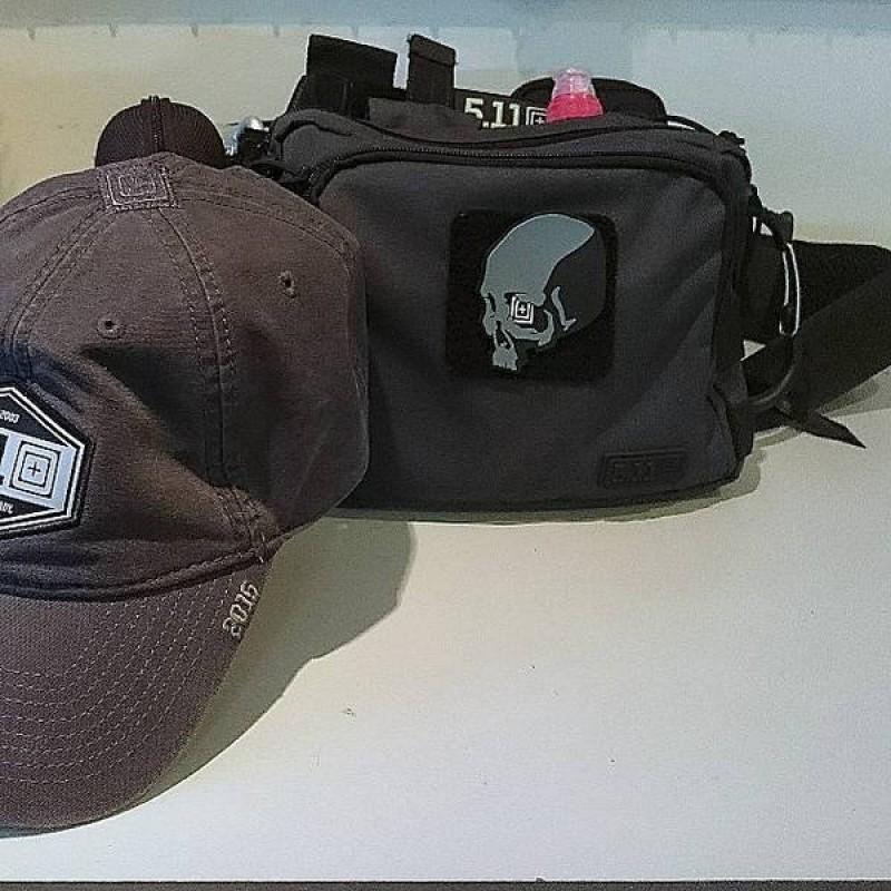 Тактическая сумка 5.11 Tactical 2 BANGER SANDSTONE (328) (фото 3)