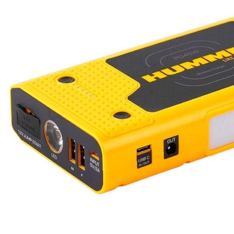 Пуско-зарядное устройство автомобильное HUMMER HX Pro (фото 2)